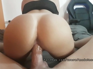 Multiple cumshot. Creampie..