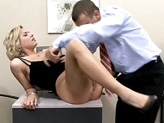 Gigi La Porte gets fucked on..